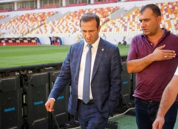 Başkan Gevrek'ten tesis değerlendirmesi