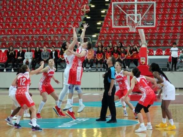 Bellona Kayseri Basketbol turladı