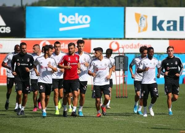 Beşiktaş'ta Alanyaspor maçı hazırlıkları başladı
