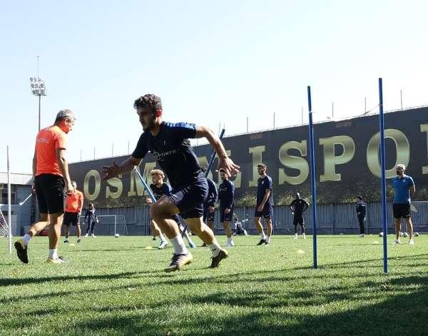 Osmanlıspor gol organizasyonları denedi