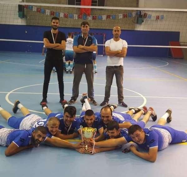 Özel çocuklar Türkiye şampiyonu