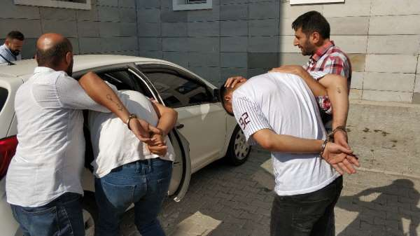 Samsun'da 4 kişinin yaralandığı pompalı tüfekli saldırıya 2 tutuklama