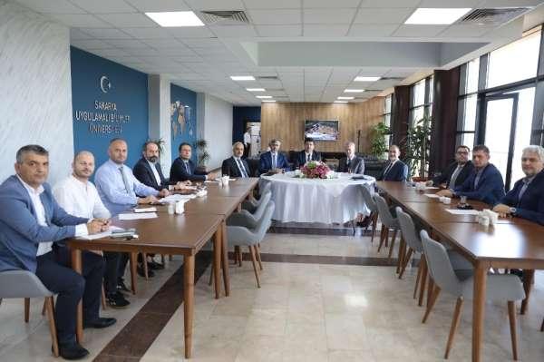 SUBÜ'de spor konusu gündeme alındı