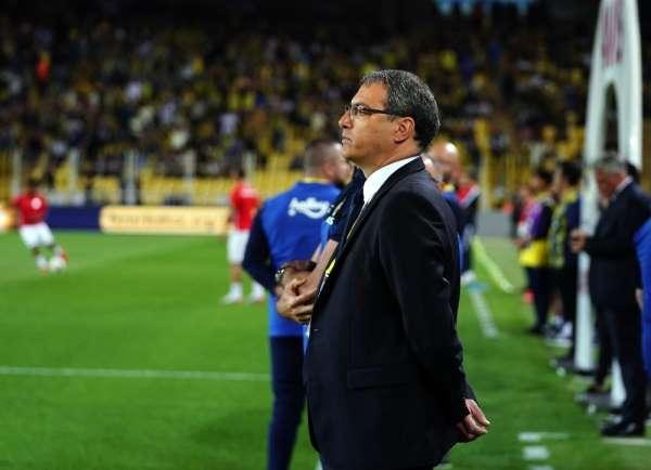 Süper Lig: Fenerbahçe: 0 - Antalyaspor: 1 (Maç devam ediyor)