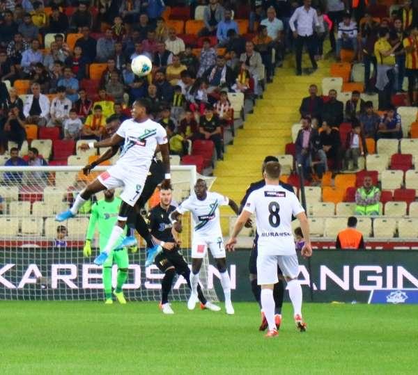 Süper Lig: Yeni Malatyaspor: 0 - Denzilispor: 0 (Maç devam ediyor)
