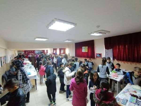 Boyabat Abdurrahman Güneş İlkokulundan LÖSEV'e destek