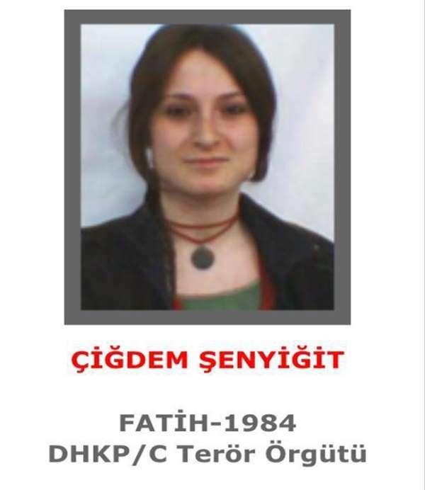 Gri listede 300 bin lira ödülle aranan DHKP-C'li terörist İstanbul'da yakalandı