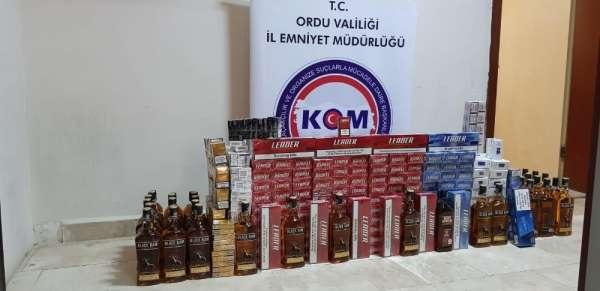 Ordu'da kaçak içki üreten yabancı uyruklu aranıyor