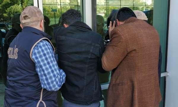 Samsun'da DEAŞ'tan 2 kişiye adli kontrol