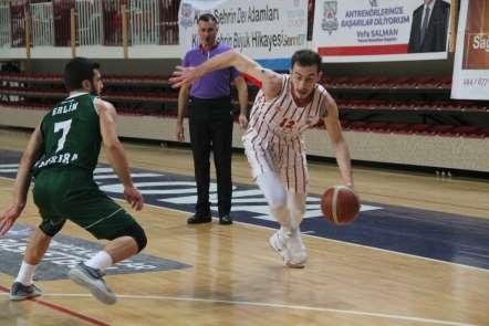 Türkiye Basketbol Ligi: Yalova Belediyespor: 88 - OGM Ormanspor: 86