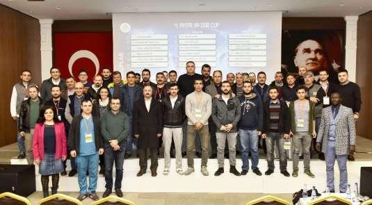 Antalya OSB Cup 2019 başladı