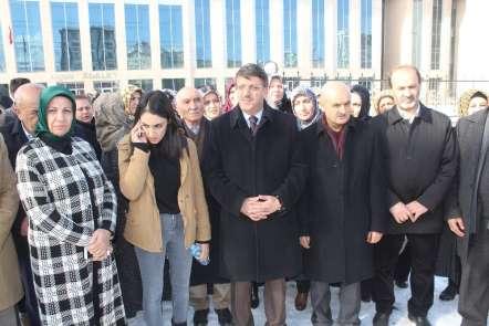 AK Parti'li Muştu'nun şehit edilmesine ilişkin davaya devam edildi
