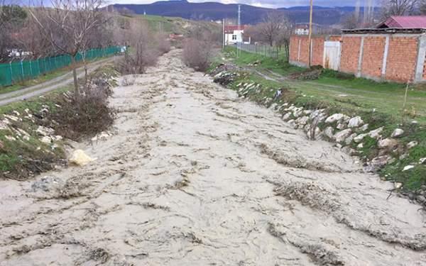 Samsun Haberleri: Samsun'da Sağanak Yağış Etkili Oldu