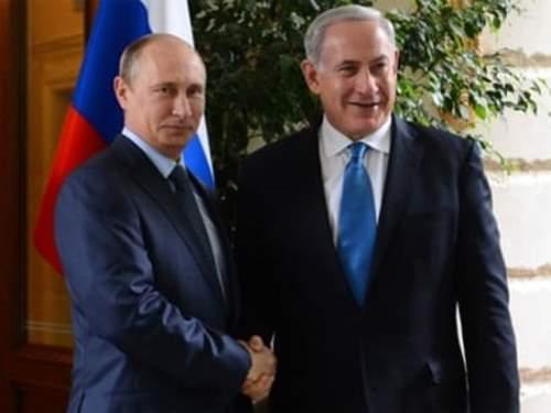 Putin ve Netanyahu ABD'nin Suriye'den çıkmasını görüştü