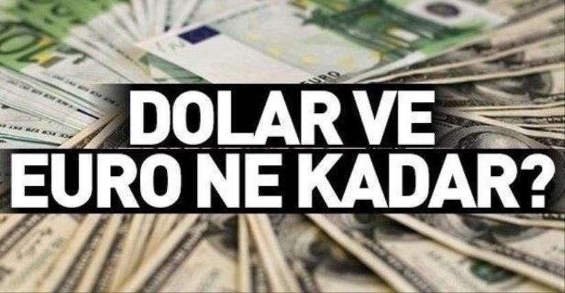6 Aralık Cuma Samsun'da Dolar ve Euro ne kadar?