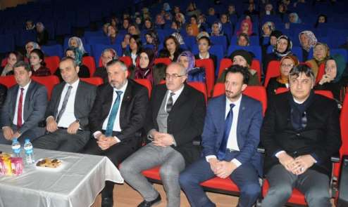 Bafra'da Dünya Kanser Günü etkinliği
