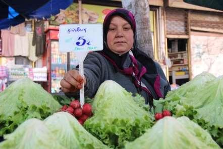 (Özel) Çiftçilerden pazardaki fiyatlara tepki