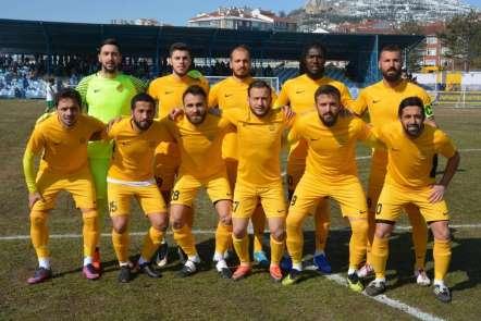 Aliağaspor FK, deplasmanda 3 puan bıraktı