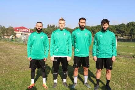 Sakaryasporlu futbolculardan Amedspor maçı sonrası ilk açıklama