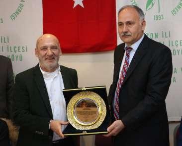 Kartal Belediye Başkanı Altınok Öz Trabzonlu vatandaşlarla kahvaltı programında