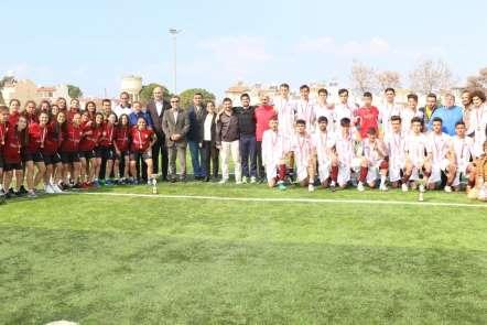 Aydında Türkiye Şampiyonası tamamlandı