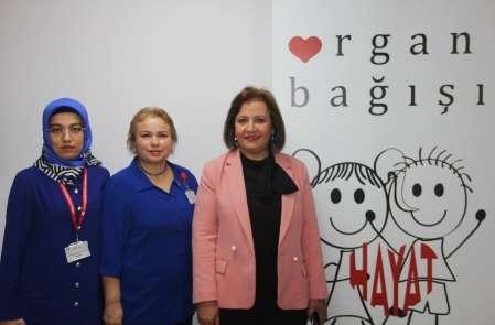 678 organ bağışçısıyla Türkiye birincisi oldu