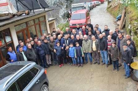 İYİ Parti Yomra Belediye Başkan adayı Mustafa Bıyık: 'Projelerimle geliyorum'