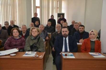 Fatsa Belediyesinde 2014 -2019 döneminin son meclis toplantısı