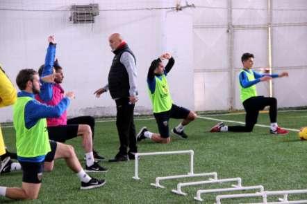 İ.M. Kayserispor - Ç. Rizespor maçı hazırlıklarına başladı