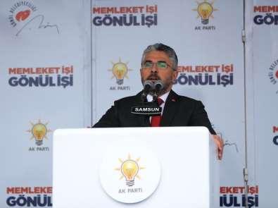 Başkan Aksu'dan vatandaşlara teşekkür