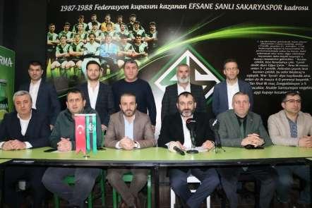 Sakaryaspor Başkanı Cevat Ekşi: 'Formalar çıktığı zaman herkeste derin bir kesik