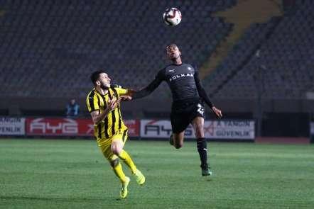 Altay gol yağdırdı