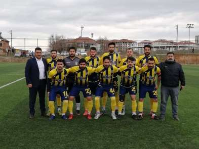 1. Amatör Küme Büyükler Futbol Ligi Play-Off grubu 3. hafta heyecanı