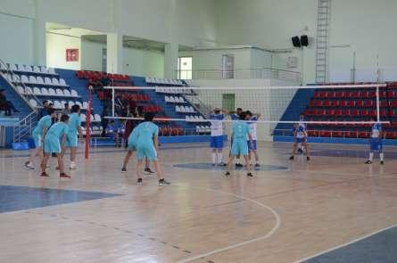 Develi'de Liseler Arası Voleybol Turnuvası Başladı