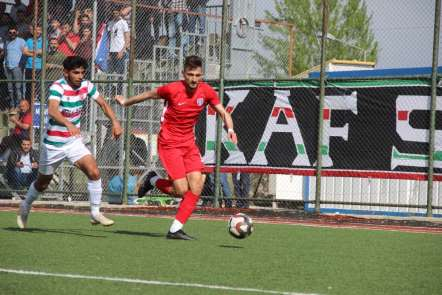 TFF 3. Lig: Elaziz Belediyespor: 0 - Karşıyaka: 2