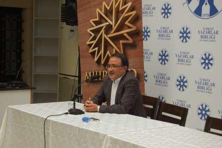 Doç. Dr. Avşar, 'Kafkas İslam Ordusu, Yitik Neslik Öyküsü' kitabını tanıttı