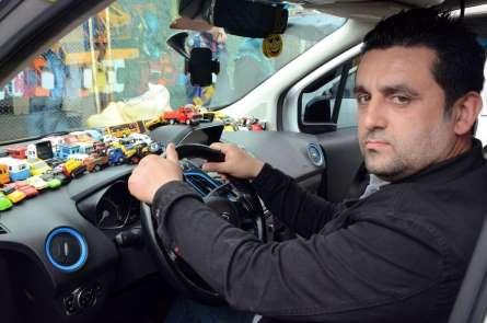 Oyuncakçı değil ticari taksi