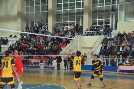Kargı Kaymakamlığı Voleybol Turnuvası tamamlandı