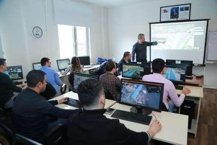 ORMEK'ten Autocad programları eğitimi