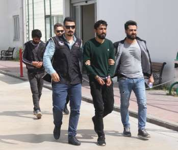 YPG'ye eleman kazandırmaya çalışan kardeşler adliyeye sevk edildi