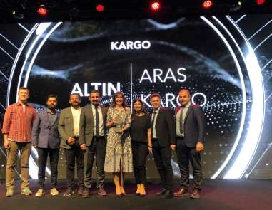 Aras Kargo'ya sosyal medyadan ödül