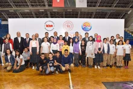 Toroslar'da Spor, Kültür ve Sanat Projesi sona erdi