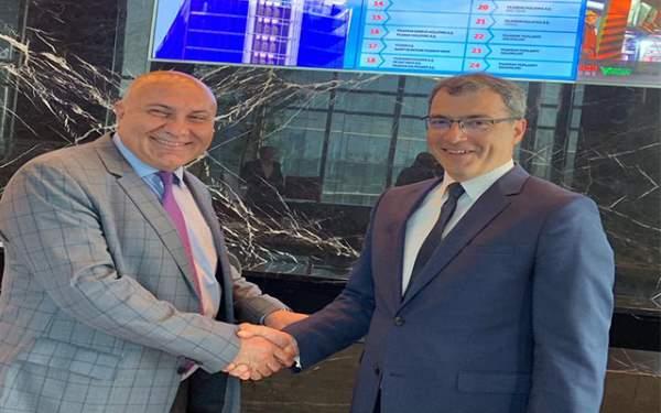 Yılport Samsunspor Başkanı Fenerbahçe'den o isimle görüştü