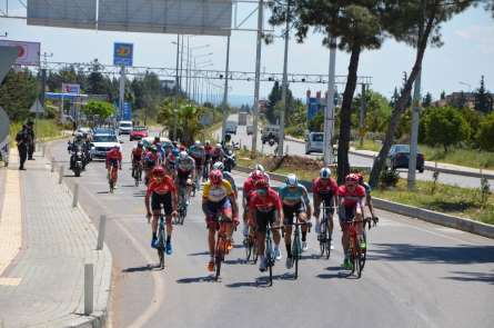 Mezopotamya Bisiklet Turu Kilis Etabı tamamlandı