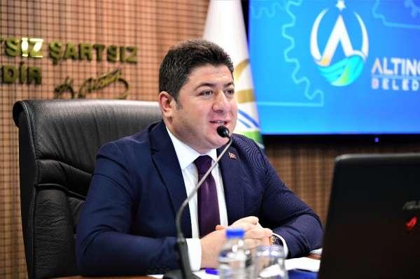 Altınordu Belediyesi kurumsal kimliğine 'Türkiye Cumhuriyeti' ibaresi eklenecek