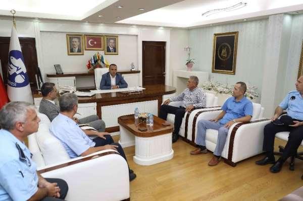 Başkan Kibar: 'Zabıta, gören gözümüz, işiten kulağımızdır'