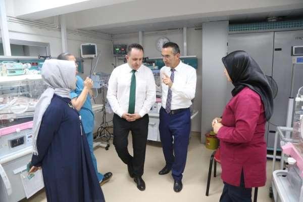 ODÜ Rektörü: 'Ordu'nun en büyük sorunu hastane yetersizliğidir'