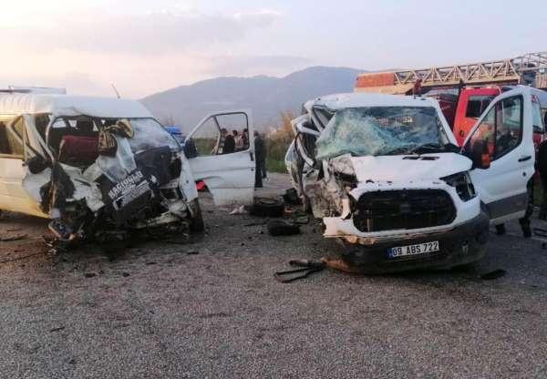 Aydında Mart ayında 513 trafik kazası meydana geldi