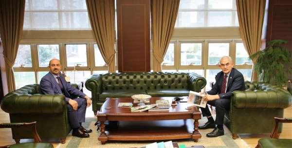 Başkan Kılıçtan Ankaraya OSB çıkarması