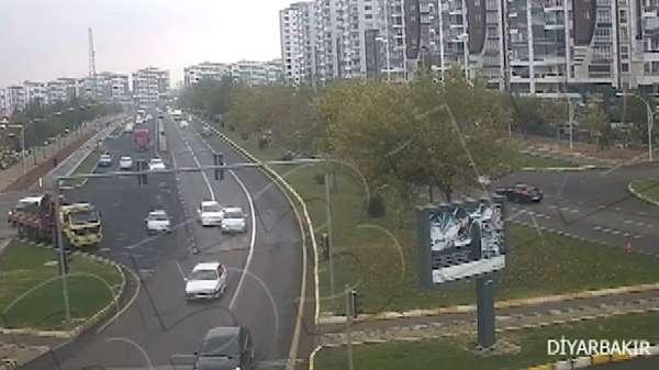 Diyarbakır ve Batmandaki trafik kazaları KGYSye yansıdı